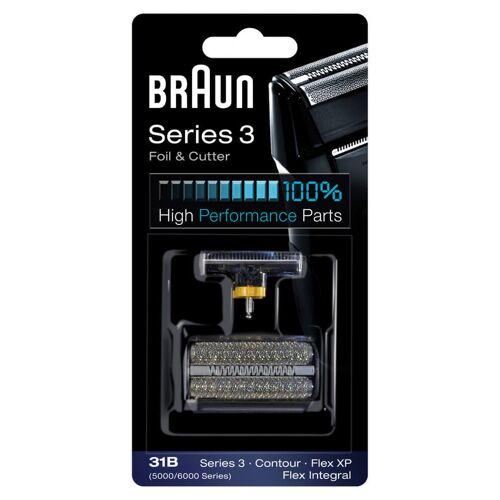Braun Series 3 Foil & Cutter Shaver Head 31B