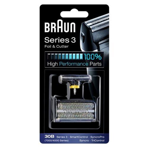 Braun Series 3 Foil & Cutter Shaver Head 30B