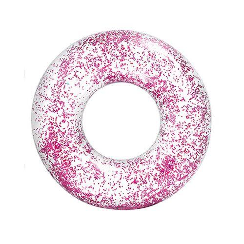 Intex Pink Glitter Schwimmreifen