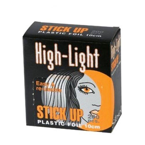 Sibel High-Light Stick Up Orange Plastik Folie 10cm - 4333010