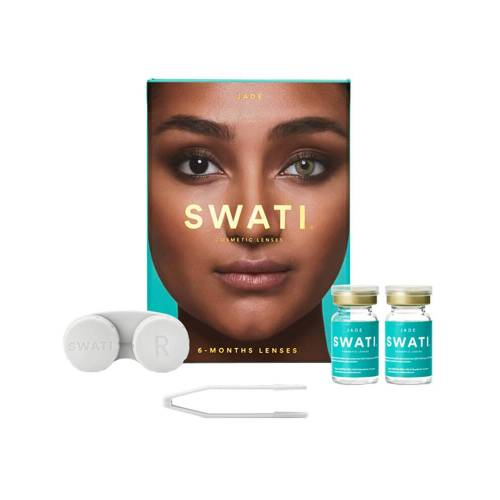 Swati 6-Monats-Kontaktlinsen Jade