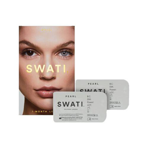 Swati 1-Monats-Kontaktlinsen Pearl
