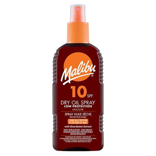 Malibu Dry Oil Sun Spray SPF 10 100 ml