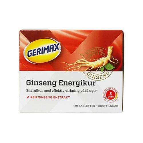 Gerimax Ginseng Energikur