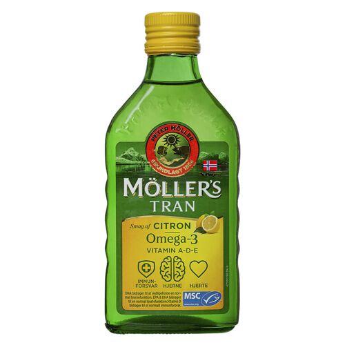 Möller's Tran Møllers Tran Lemon 250 ml