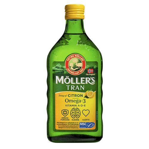 Möller's Tran Møllers Tran Lemon 500 ml