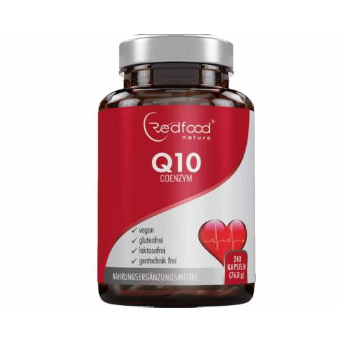 Redfood24 Q10 Enzym