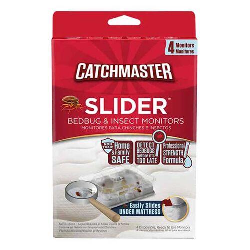 Catchmaster® Bettwanzen Monitor Prävention und Bettwanzen Bekämpfung   4 Stück