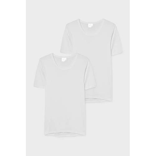 Westbury C&A Funktions-Unterhemd, Weiß, Größe: 3XL