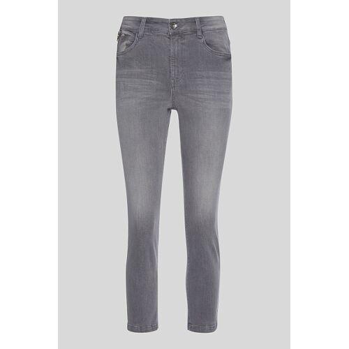 Yessica C&A Crop Jeans, Grau, Größe: 42