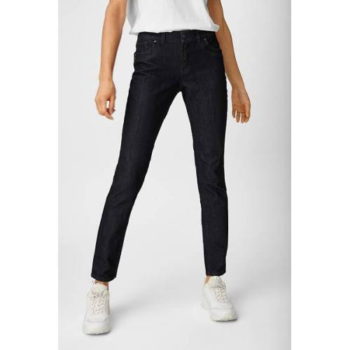 The Denim C&A Skinny Jeans-LYCRA® X-FIT, Blau, Größe: 40