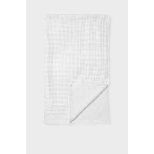 accessoires C&A C&A Strandtuch-150 x 90 cm, Weiß, Größe: 1 size