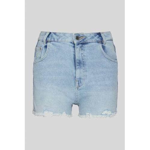 Clockhouse C&A CLOCKHOUSE-Jeans-Shorts, Blau, Größe: 34/Female