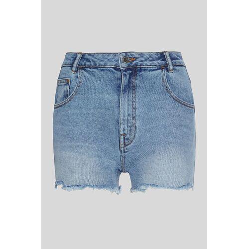 Clockhouse C&A CLOCKHOUSE-Jeans-Shorts, Blau, Größe: 36/Female