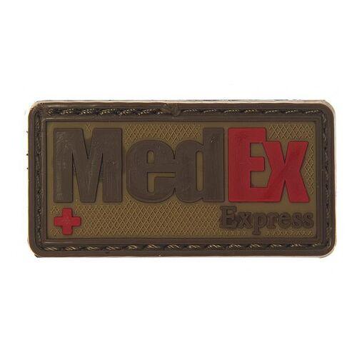 Unbekannt 3D Patch MedEx Express
