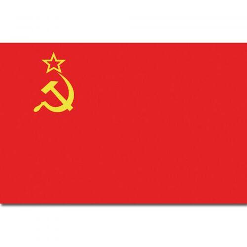 Unbekannt Flagge UDSSR