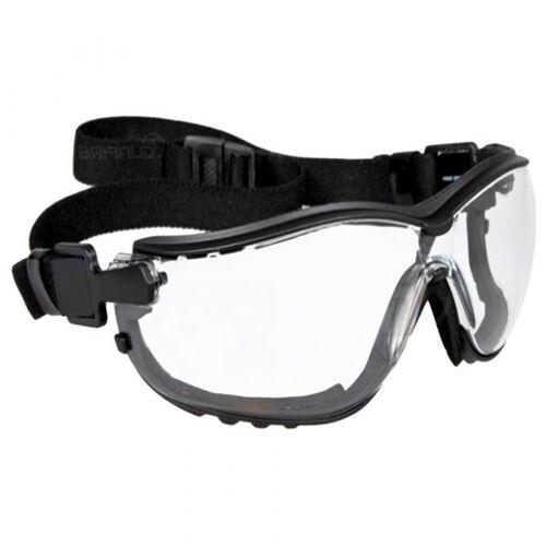 Pyramex Safety Pro Pyramex Schutzbrille V2G Clear Antifog Glasses schwarz