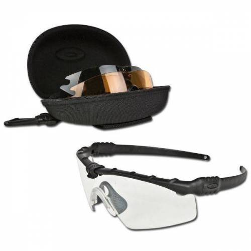 Oakley Brille SI Ballistic M Frame 3.0 3er Set schwarz
