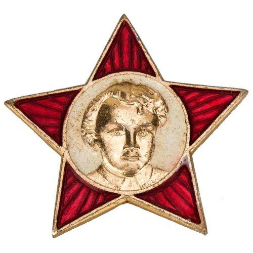 Sowjetische Armee Sowjetisches Abzeichen Oktoberkinder neuwertig