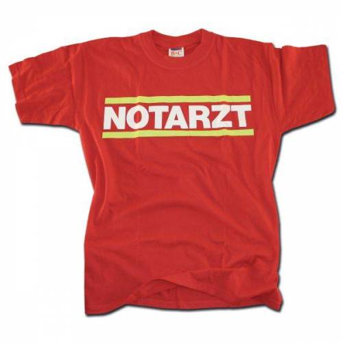 Unbekannt T-Shirt Notarzt