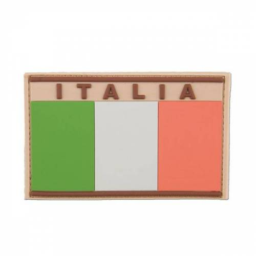 Jackets To Go 3D-Patch Italia desert