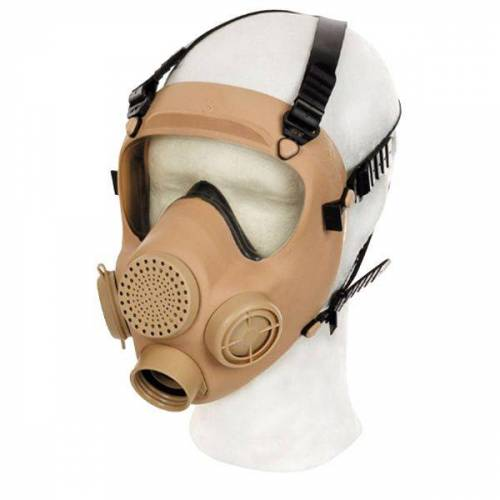 Polnische Armee Polnische Schutzmaske MP5 khaki neuwertig