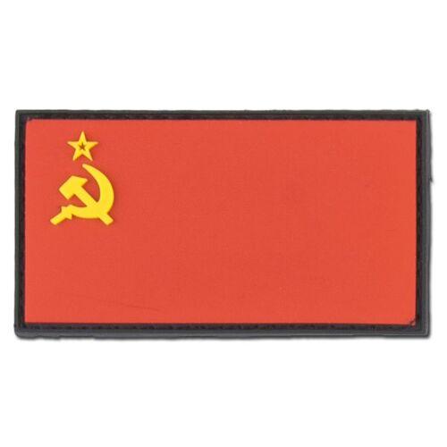 Unbekannt 3D-Patch Sowjetunion Fahne