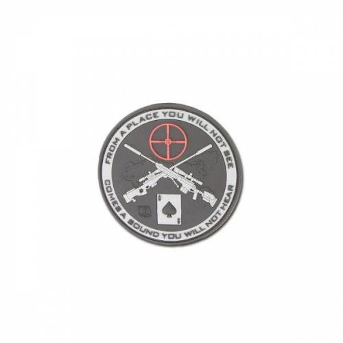 Jackets To Go 3D-Patch Sniper swat