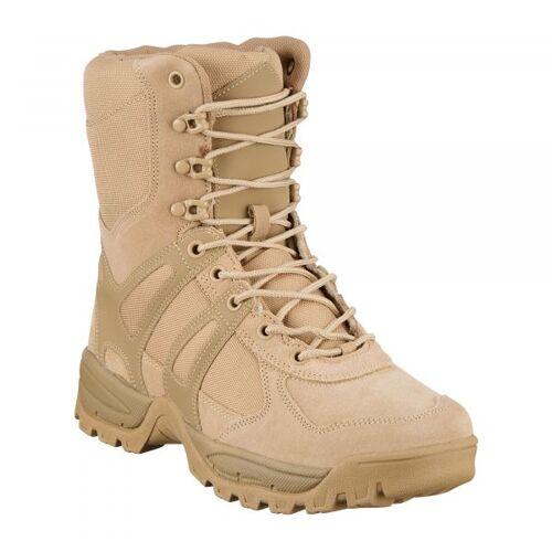 Mil-Tec Combat Boots Mil-Tec Generation II khaki