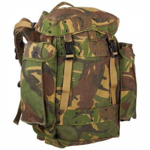Holländische Armee Holländischer Rucksack 35 L tarn gebraucht