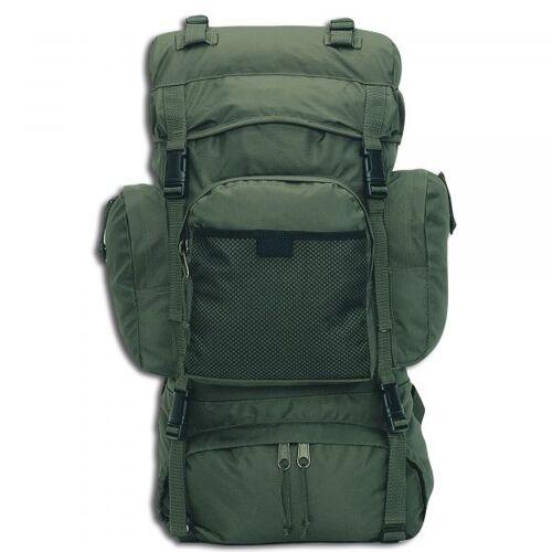 Mil-Tec Rucksack Commando oliv 55 L
