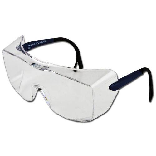 3M Schutzbrille 3M OX 2000 Überbrille klar