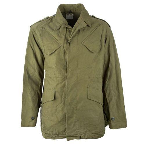 Holländische Armee Holländische NATO Jacke oliv gebraucht, Größe S