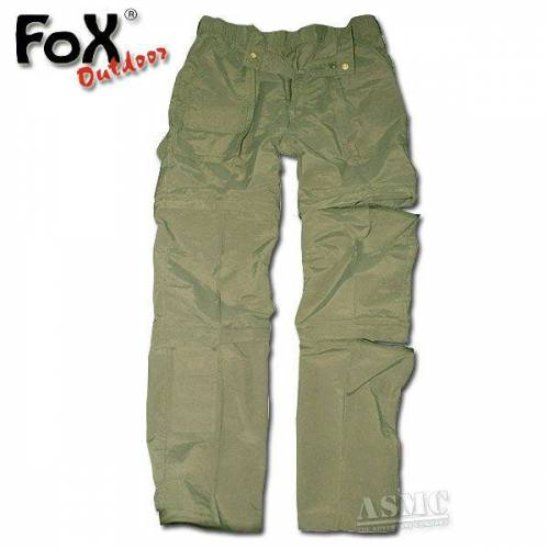 Fox Outdoor Outdoor Hose oliv