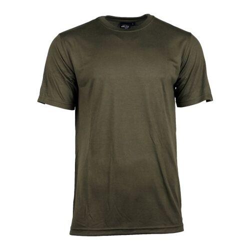 Mil-Tec T-Shirt CoolMax oliv
