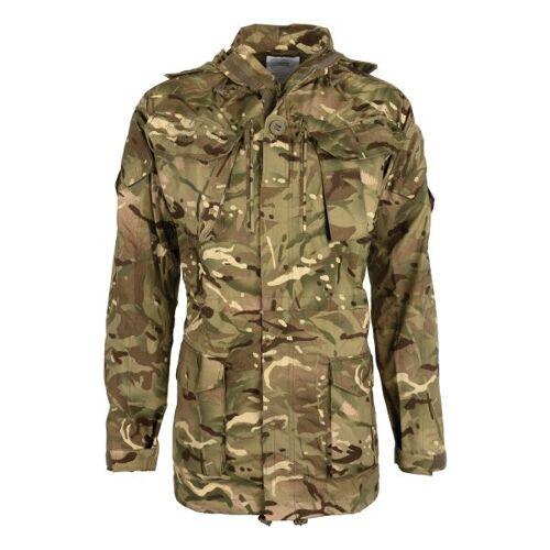British Army Britischer Combat Smock MK1 MTP tarn neuwertig