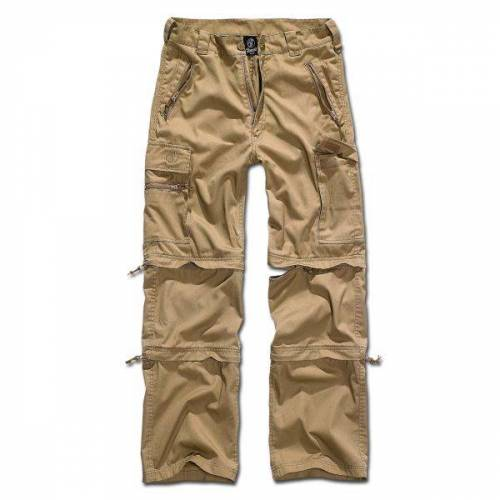 Brandit Hose Brandit Savannah Pants camel