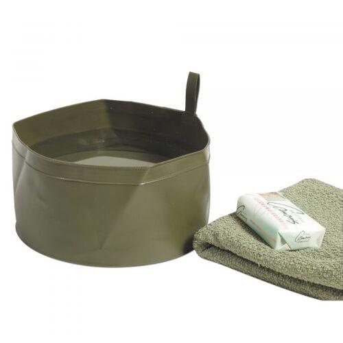 Unbekannt Waschbecken faltbar