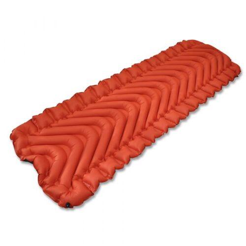 Klymit Isomatte Klymit Insulated Static V orange