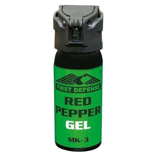 First Defense Pfefferspray Red Pepper MK-3 Gel 50 ml