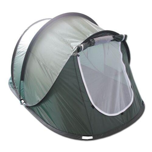 MFH Wurfzelt MFH Pop-Up Tent Rachel oliv
