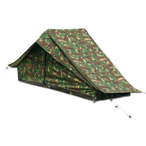 Holländische Armee Holländisches Einmann-Zelt gebraucht