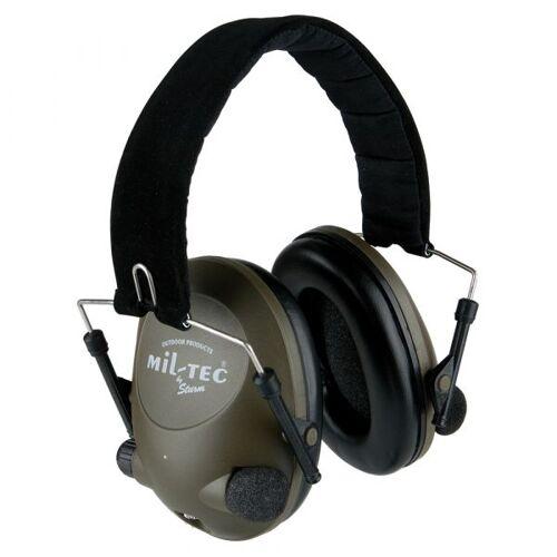 Mil-Tec Elektronischer Gehörschutz Mil-Tec oliv