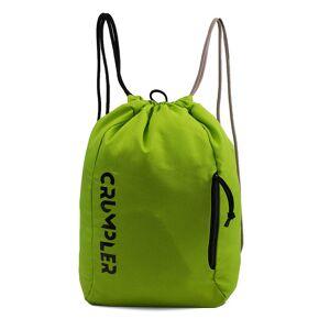 Crumpler Squid L Kordelzug-Rucksack gelbgrün 15.0 L