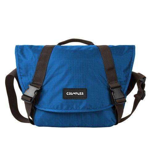 Crumpler Light Delight Kamera-Schultertasche blau
