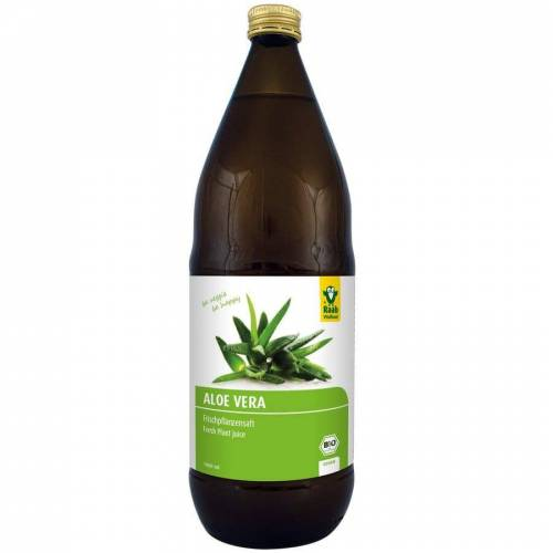 Raab Vitalfood Bio Aloe Vera Saft (1000ml)
