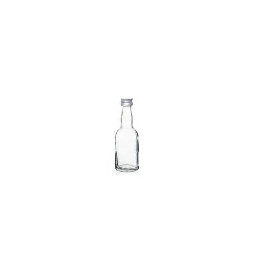 "50ml Klarglasflasche ""Aladin"""