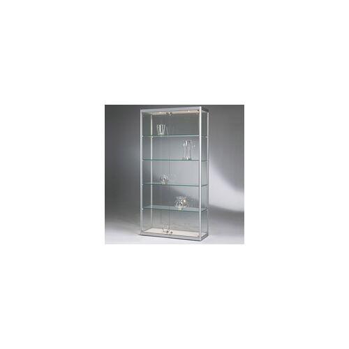 ST-Vitrinen Glasvitrine mit LED Beleuchtung ST-Vitrinen Trautmann