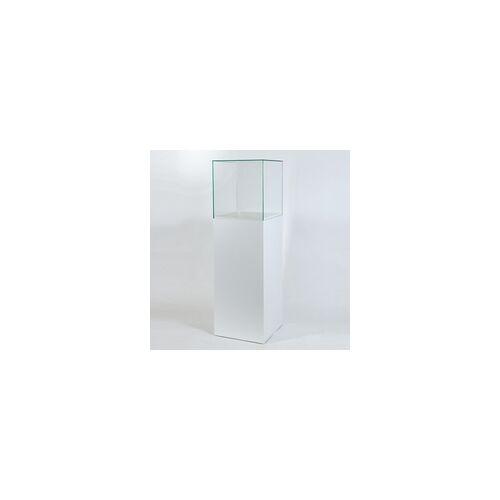 JTF-Vitrinen Glashaube Vitrine mit Unterbau