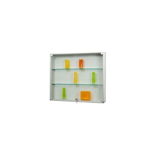 JTW-Vitrinen Sammlervitrine Glas hängend mit Drehtüren